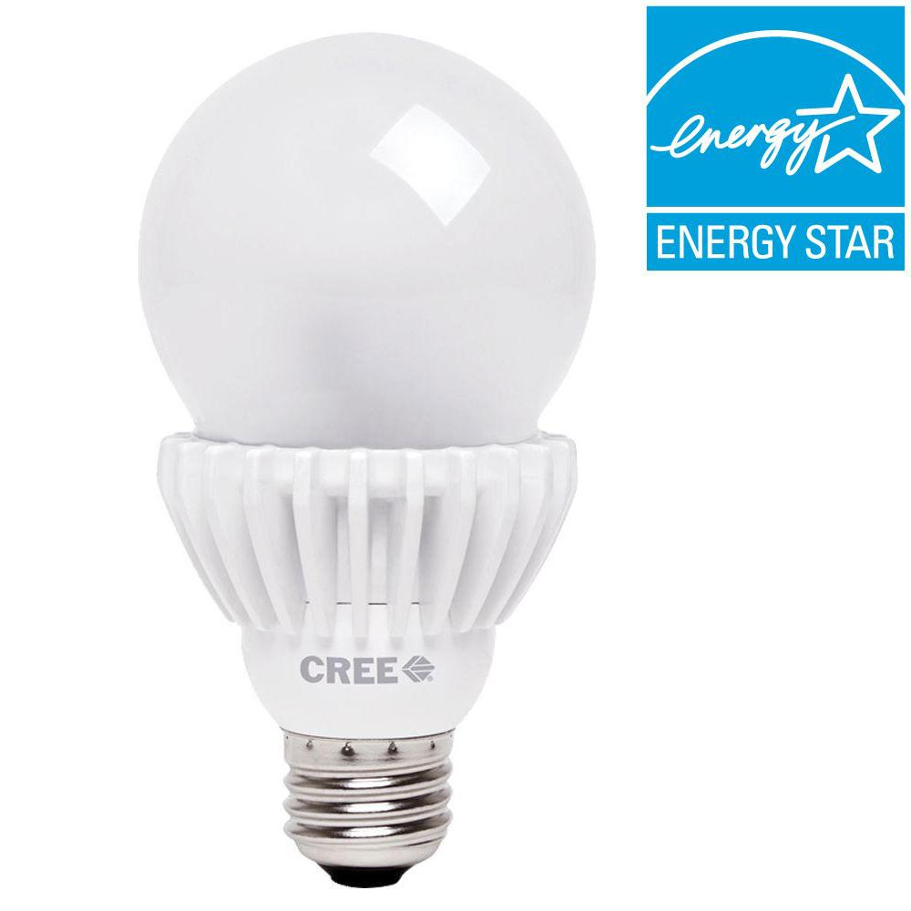 Light Bulb Denver Cree 100w Equivalent Daylight 5000k A21 Dimmable Led Light Bulb