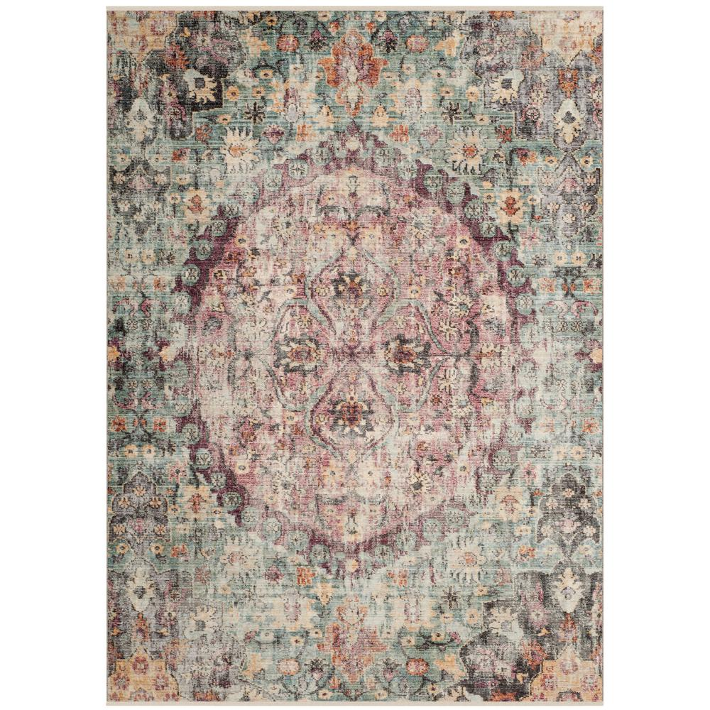 Teal Color Area Rugs Safavieh Illusion Grape Teal Blue 5 Ft X 8 Ft Area Rug