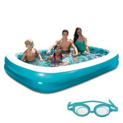Small Crop Of Intex Swim Center Family Lounge Pool