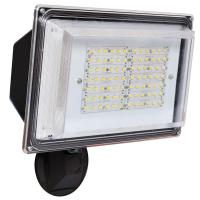 Amax Lighting 180 Degree Bronze Outdoor Integrated LED ...