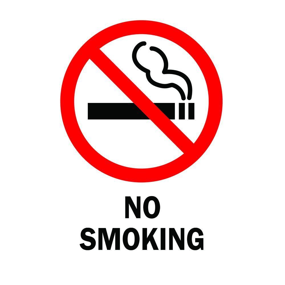 no smokeing sign