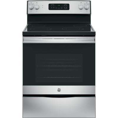 GE 16 cu ft Over the Range Microwave in Stainless Steel