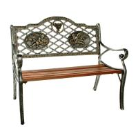 Garden Decorative Bench with Angel design-HD6031-AP - The ...