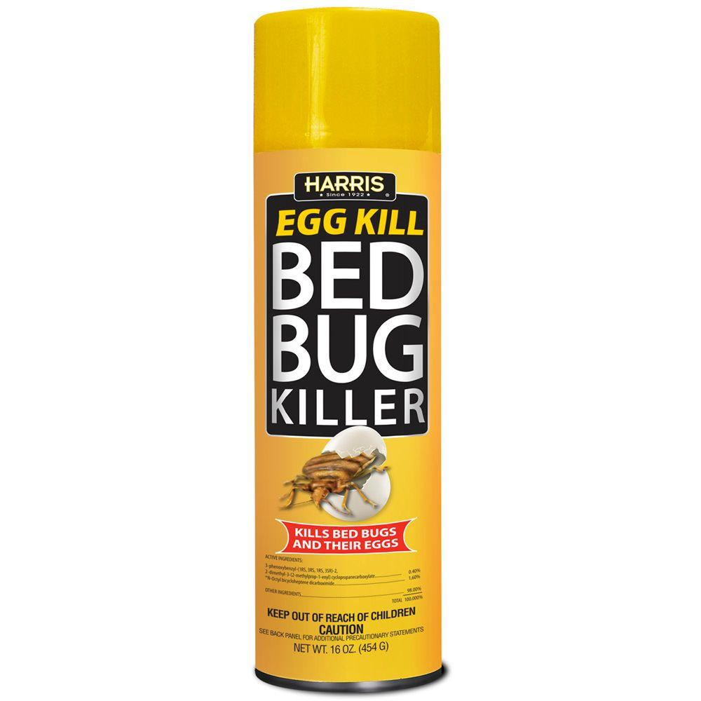 Sprays For Bed Bugs Harris 16 Oz Egg Kill Bed Bug Spray