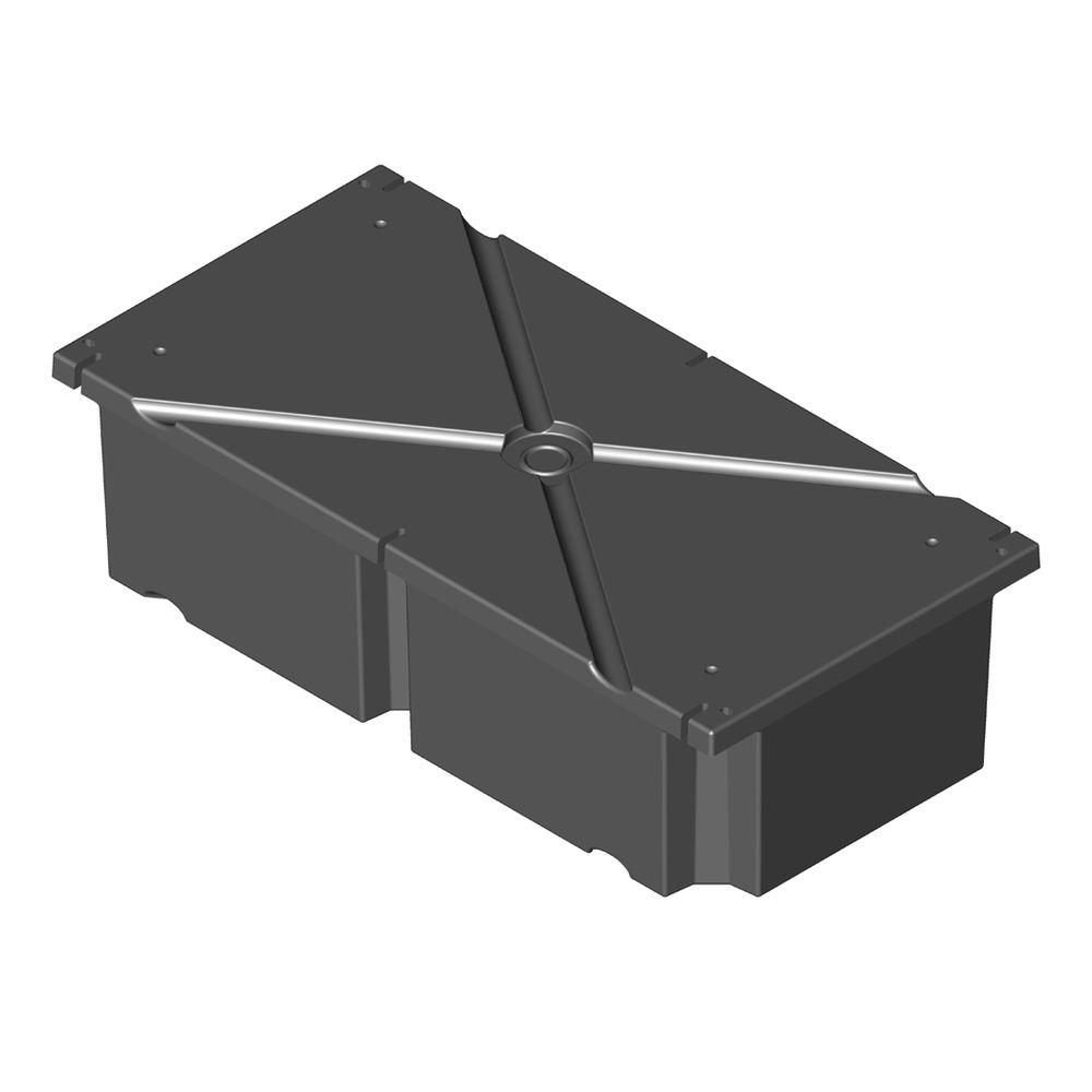 Dock Floats For Sale Permafloat 24 In X 48 In X 12 In Dock System Float Drum