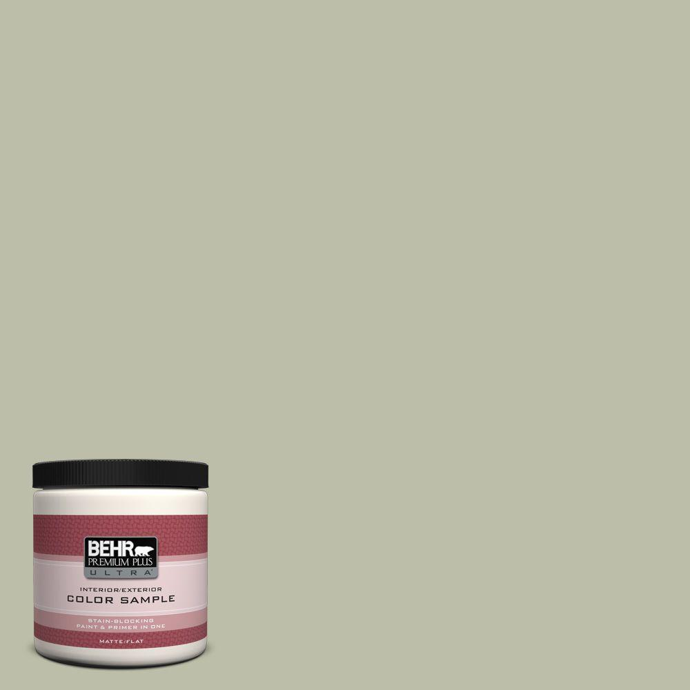 Urban Nature Interieur Behr Premium Plus Ultra 8 Oz S380 3 Urban Nature Matte Interior Exterior Paint And Primer In One Sample