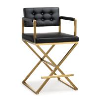 Black And Gold Bar Stools - Home Ideas