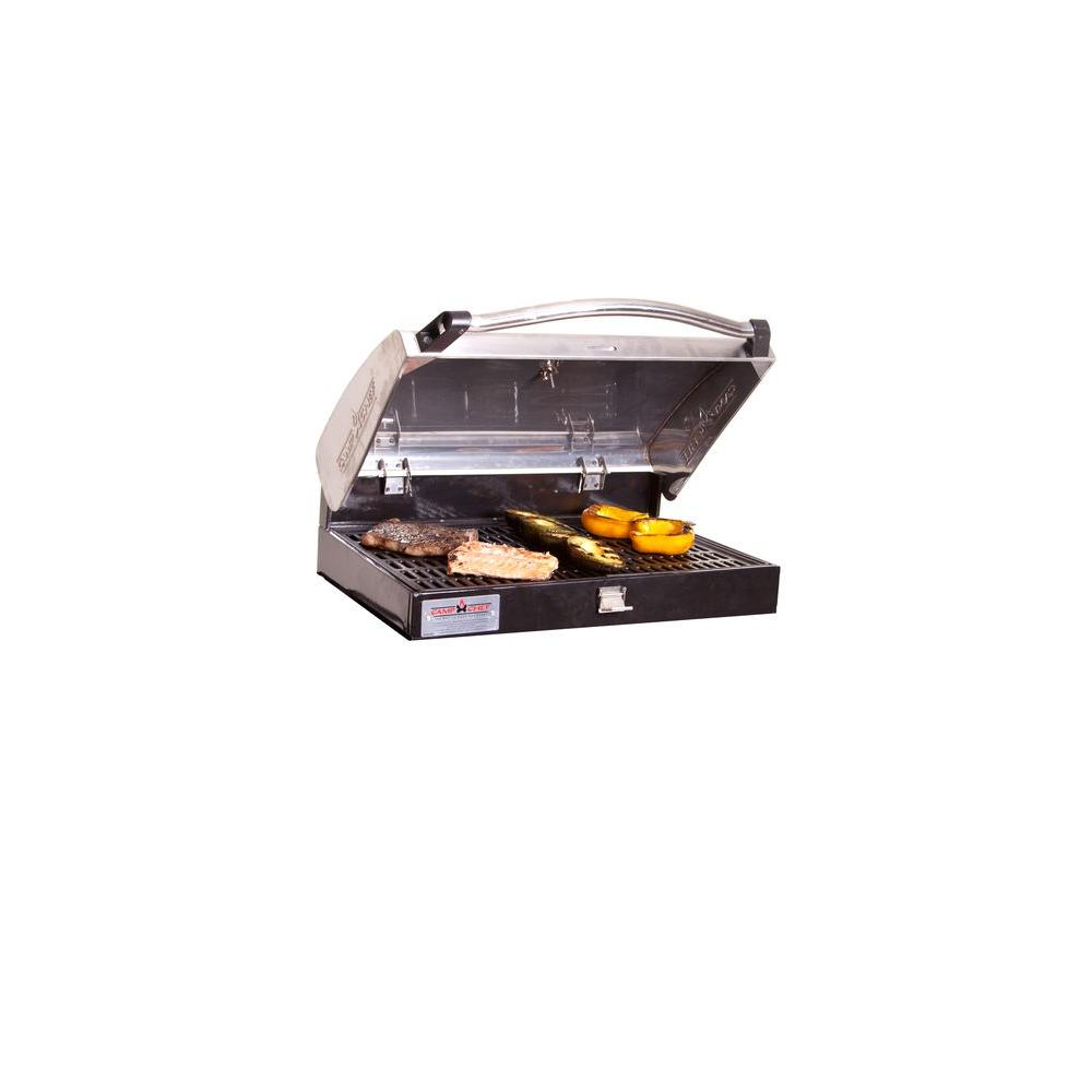 Denali Camp Stove Camp Chef Stainless Steel Barbecue Grill Box For 3 Burner Stoves