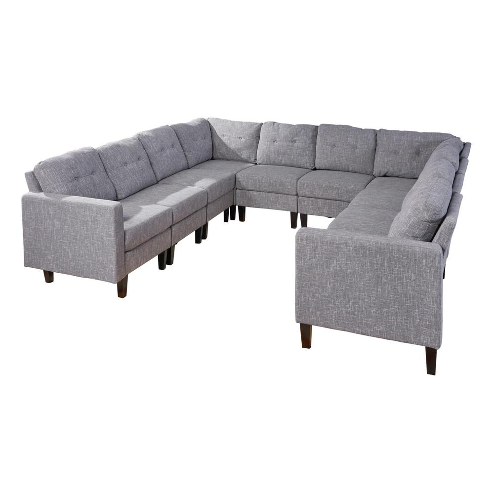 Fabric Sectional Sofas Canada Grey Sectional Sofa Canada