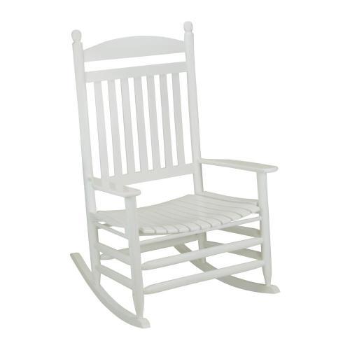 Medium Crop Of White Rocking Chair
