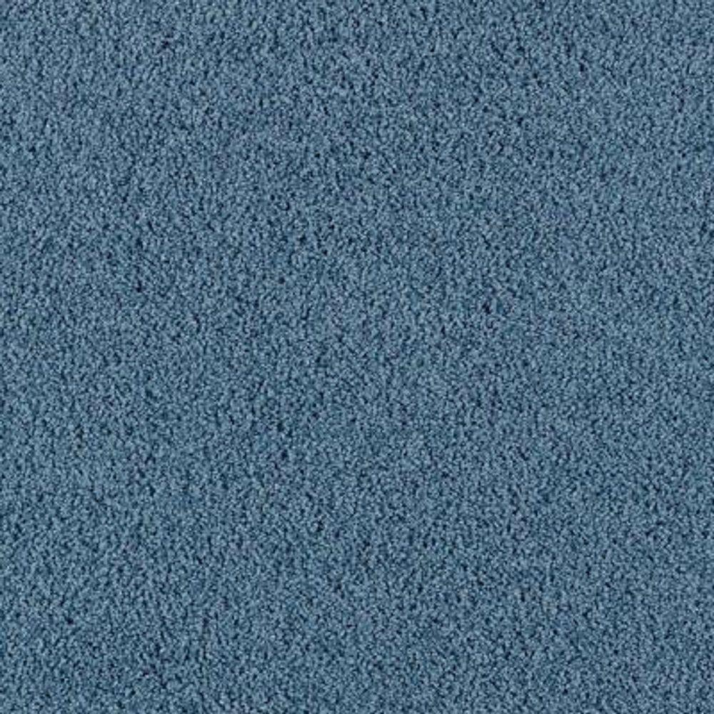 Blue Carpet Lifeproof Carpet Sample Ashcraft I Color Breezy Blue Texture 8 In X 8 In