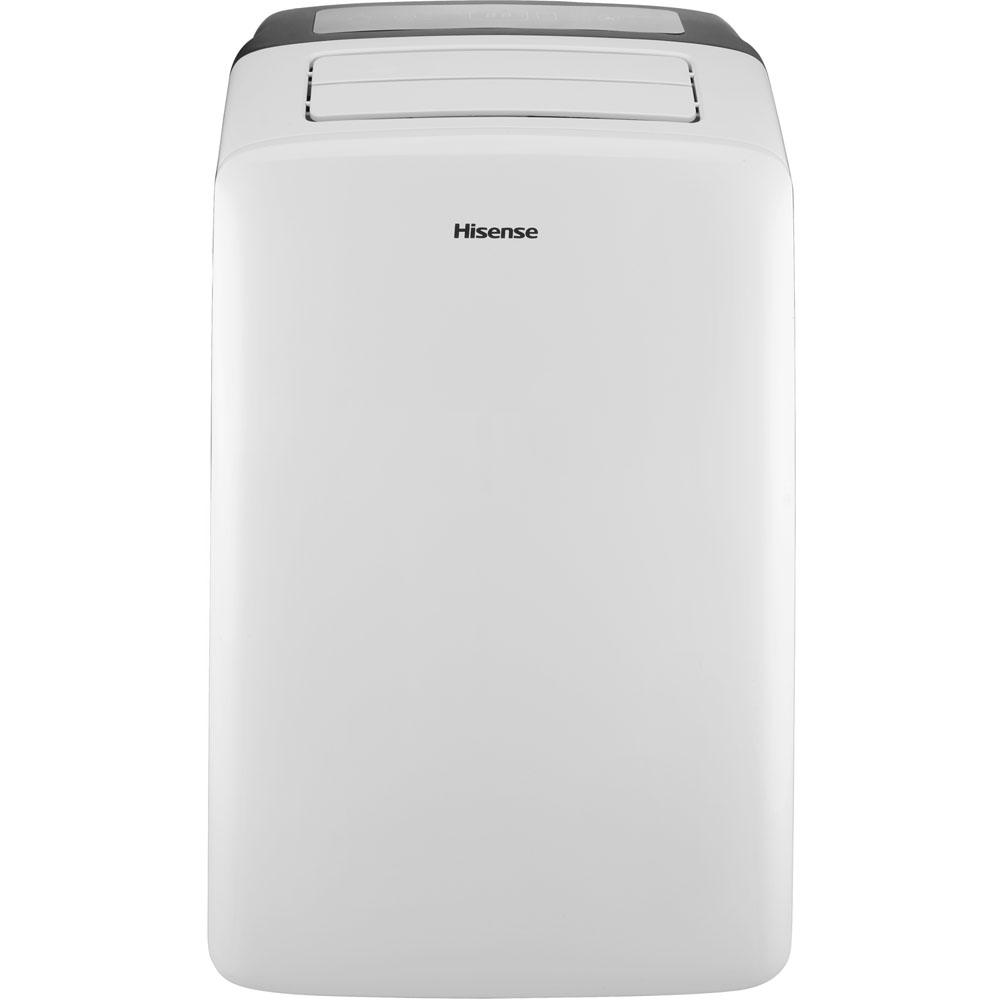Portable Ac Home Depot Hisense 12 000 Btu Portable Air Conditioner With Dehumidifier And I Feel Temperature Sensing Remote