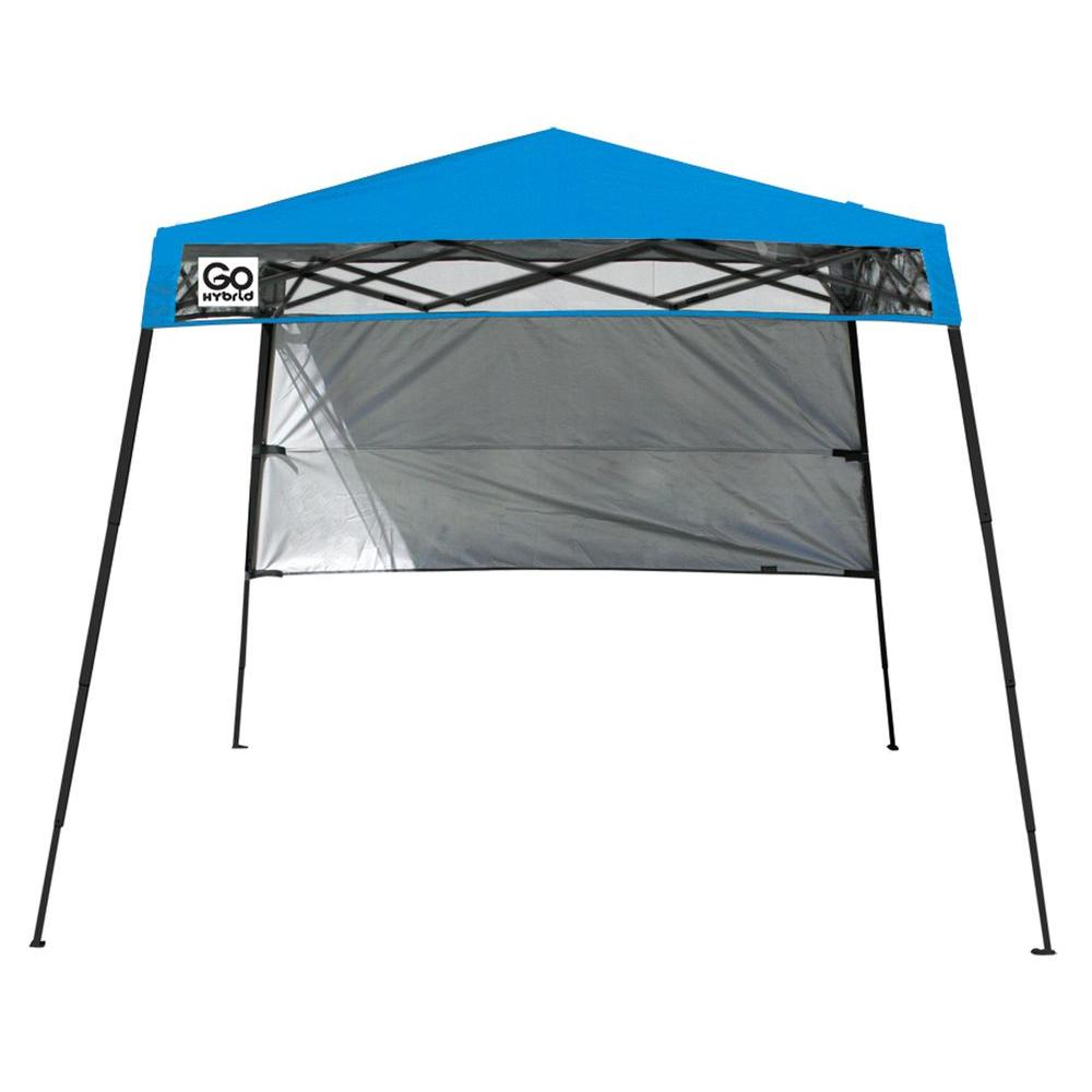 Pop Up Sun Shelter Canada Quik Shade 6 Ft X 6 Ft Blue Go Hybrid Compact Backpack Canopy