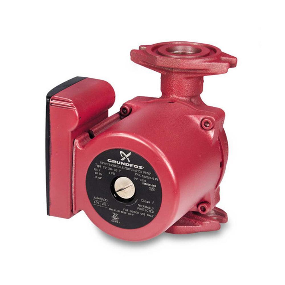 Taco Comfort Solutions 1/25 HP Cast Iron Circulator Pump-007F5 - The