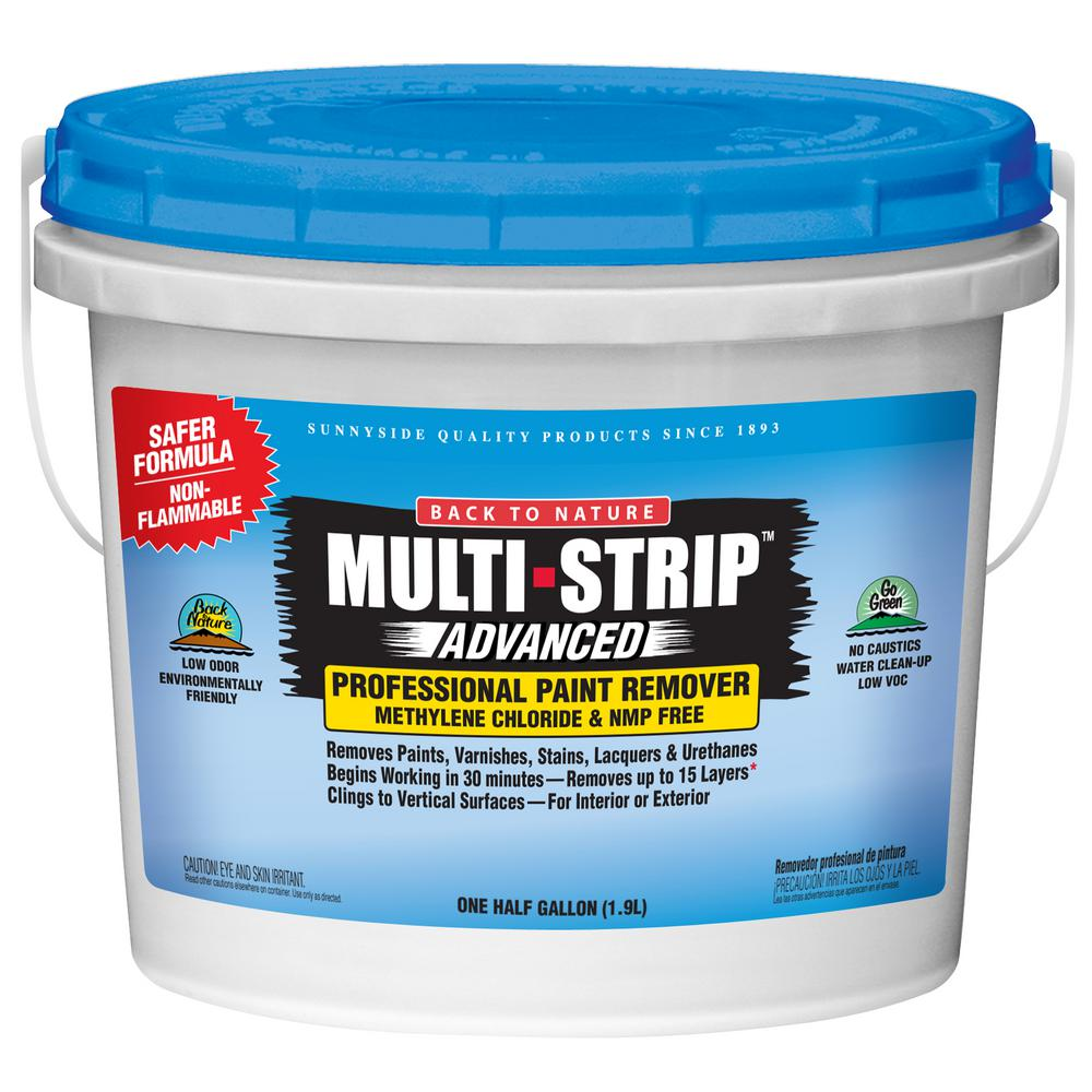 Paint Stripper Multi Strip Advanced Series 1 2 Gal Professional Paint Remover