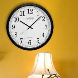 Small Of Analog Digital Wall Clock