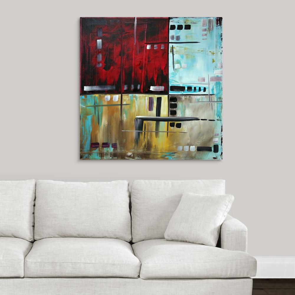 Contemporary Abstract Painting Greatbigcanvas