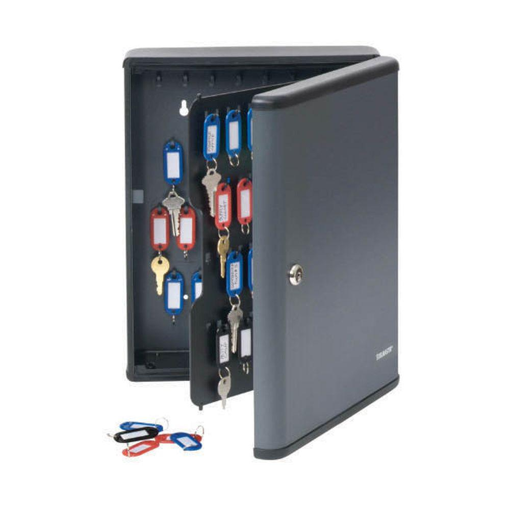 STEELMASTER Security Key Cabinet Safe for 90 keys in
