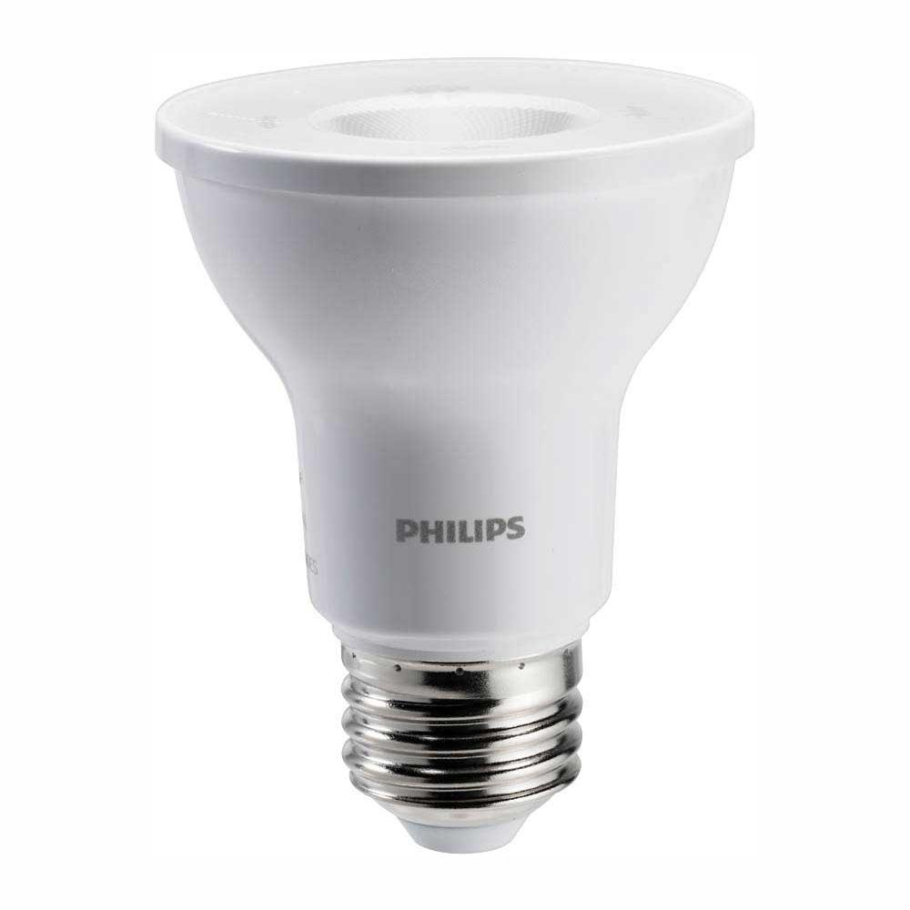 Bright Light Philips Philips 50 Watt Equivalent Par20 Led Energy Star Light Bulb Bright White So