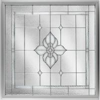 Hy-Lite 47.5 in. x 47.5 in. Decorative Glass Fixed Vinyl ...