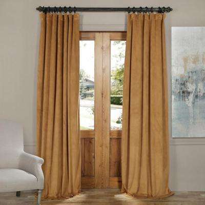 Gold - Curtains  Drapes - Window Treatments - The Home Depot