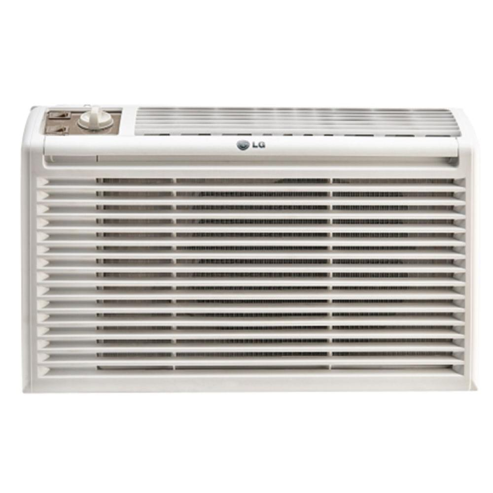 Vertical Window Air Conditioner Canada Lg Electronics 5 000 Btu 115 Volt Window Air Conditioner