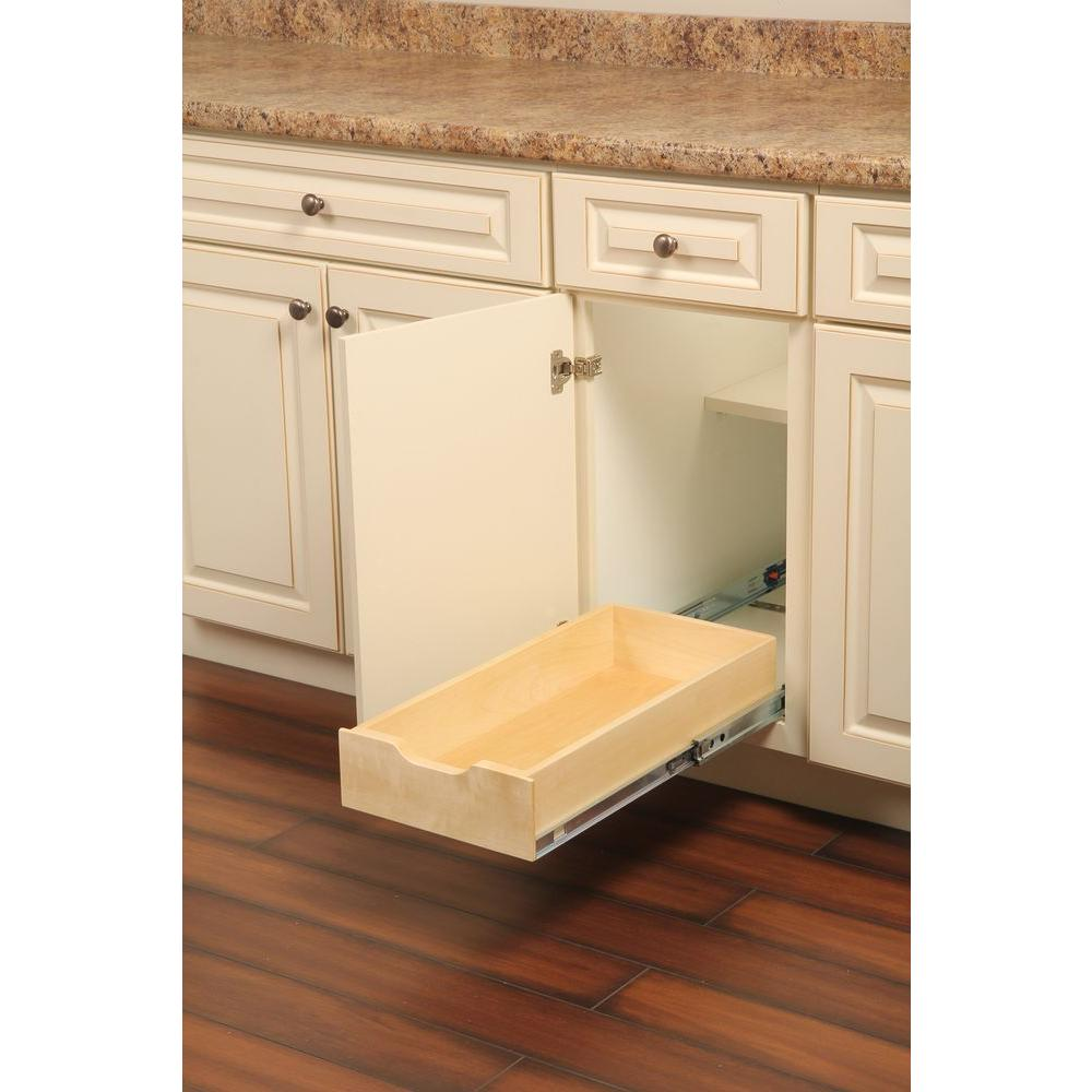 Cabinet Drawers Real Solutions For Real Life 5 In H X 12 In W 22 In D Soft
