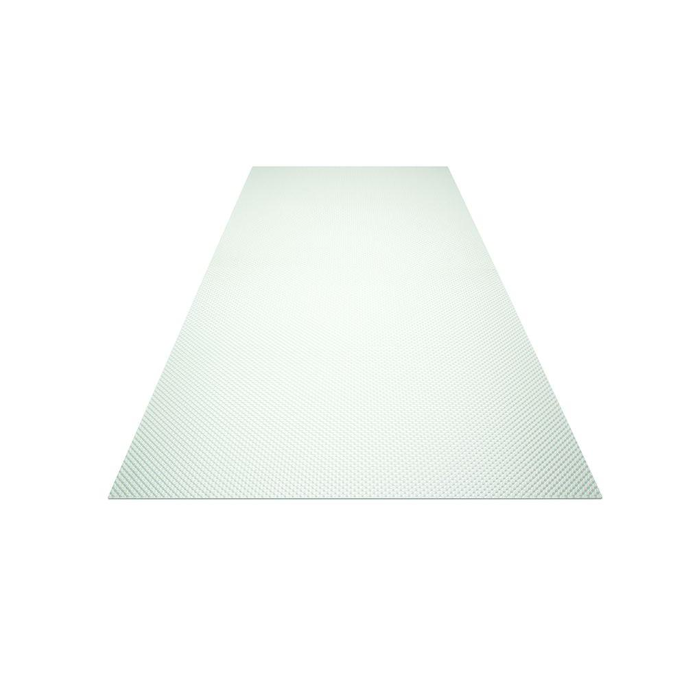 Fluorescent Light Diffuser Panels 2 Ft X 2 Ft Acrylic Clear Prismatic Lighting Panel 20 Pack