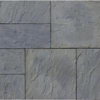 Nantucket Pavers Patio-on-a-Pallet 12 in. x 24 in. and 24 ...