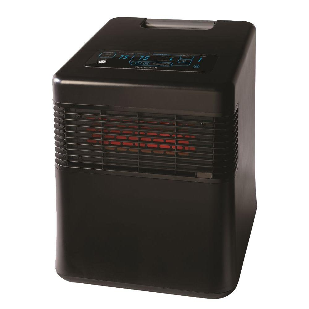 Home Depot Space Heater Myenergysmart 5200 Btu Infrared Portable Heater