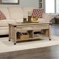 Lintel Oak Lift-Top Coffee Table-423972 - The Home Depot