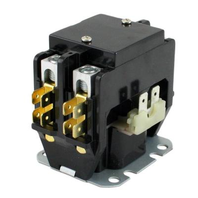 Square D 40 Amp 24-Volt AC 2 Pole Open Definite Purpose Contactor