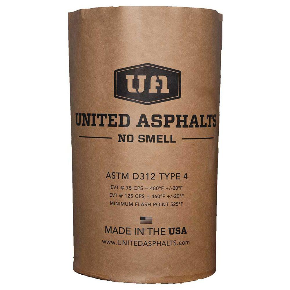 Roofing Tar United Asphalts 100 Lb Type Iv Keg Tar