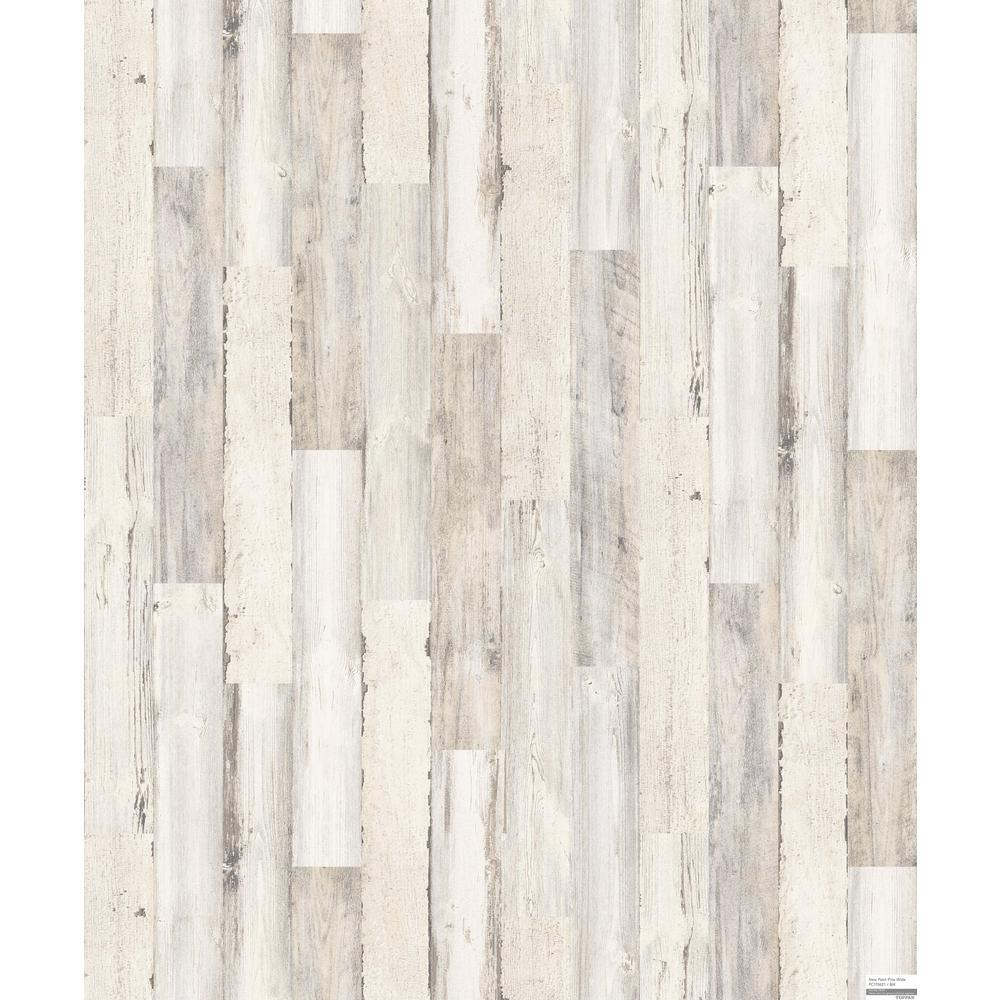 Woodgrain Millwork 3 5 Mm X 48 In X 96 In White Pine Mdf Panel 255378 The Home Depot