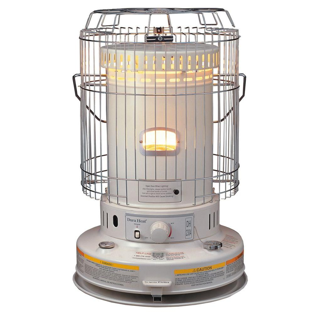 Home Depot Space Heater 23 800 Btu Indoor Kerosene Portable Heater