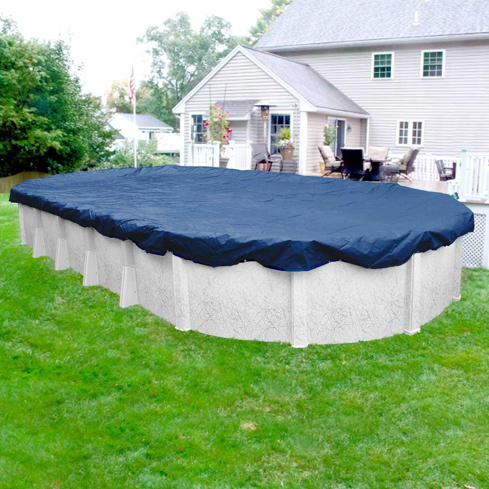 Abdeckplane Pool Toom 28 Oval Pool Solar Pool Cover For 16ft X 28ft Oval Pools