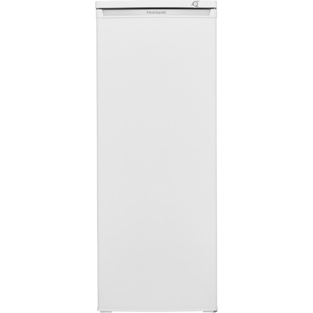 Home Depot Fridges Canada Frigidaire 5 8 Cu Ft Upright Freezer In White