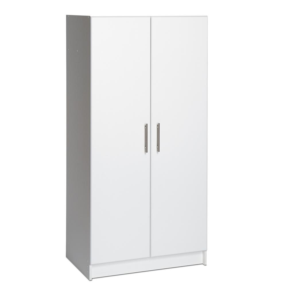 Storage Closet Prepac 32 In Elite Storage Cabinet