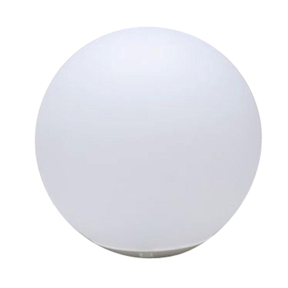 Lampe Ball 8 In Color Changing Led Glow Ball Lamp