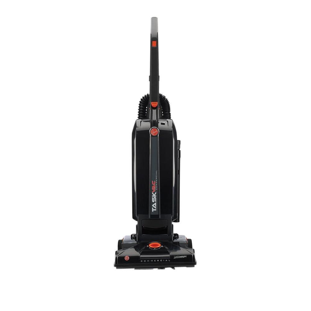 Garage Hoover Vacuum Hoover Commercial Taskvac Lightweight Hard Bagged Upright Vacuum Cleaner