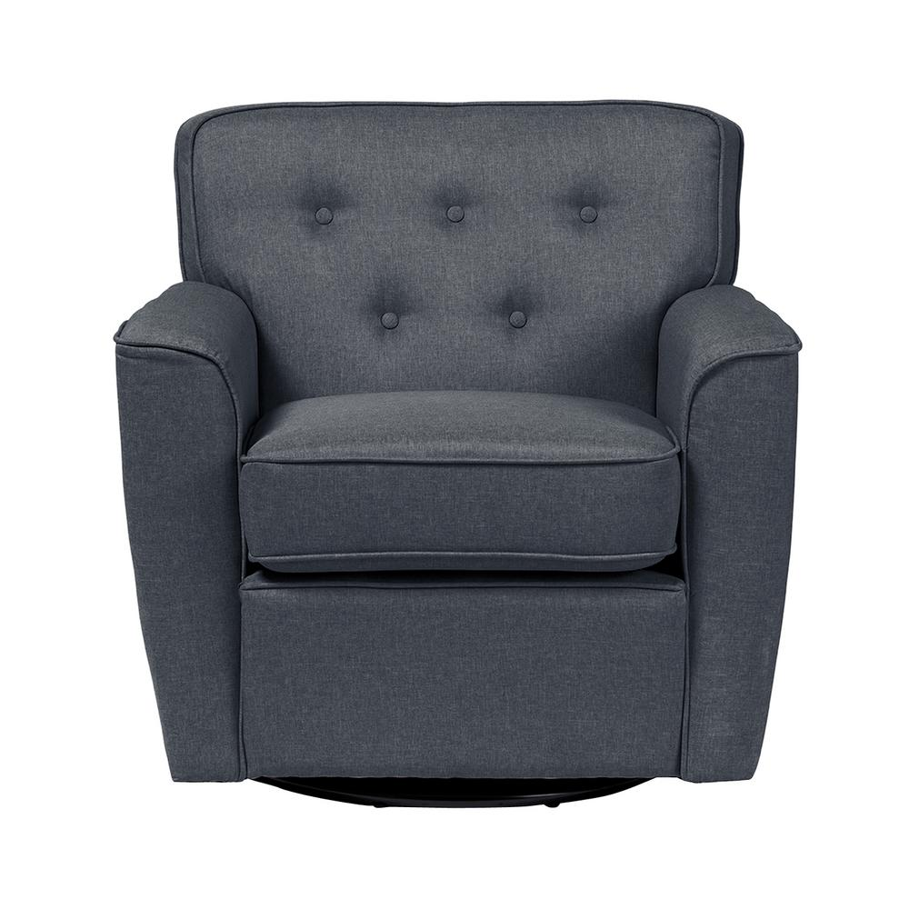 Furniture Stores Canberra Baxton Studio Canberra Contemporary Gray Fabric Upholstered Accent Chair