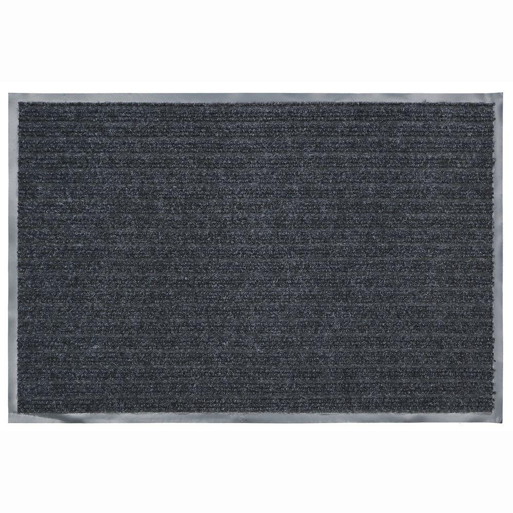 Commercial Rugs Trafficmaster Charcoal 24 In X 36 In Commercial Door Mat