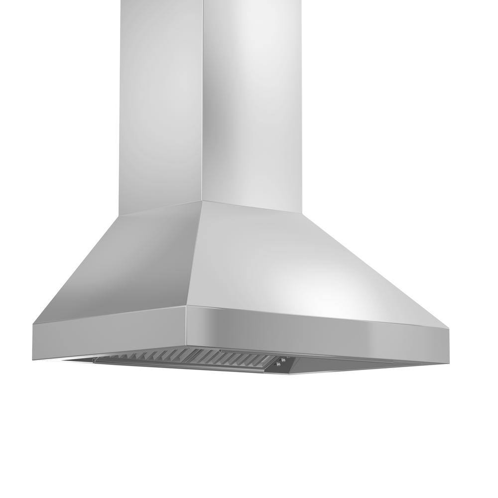 900 Rangehood Zline Kitchen And Bath 48 In 900 Cfm Outdoor Wall Mount Range Hood In Stainless Steel