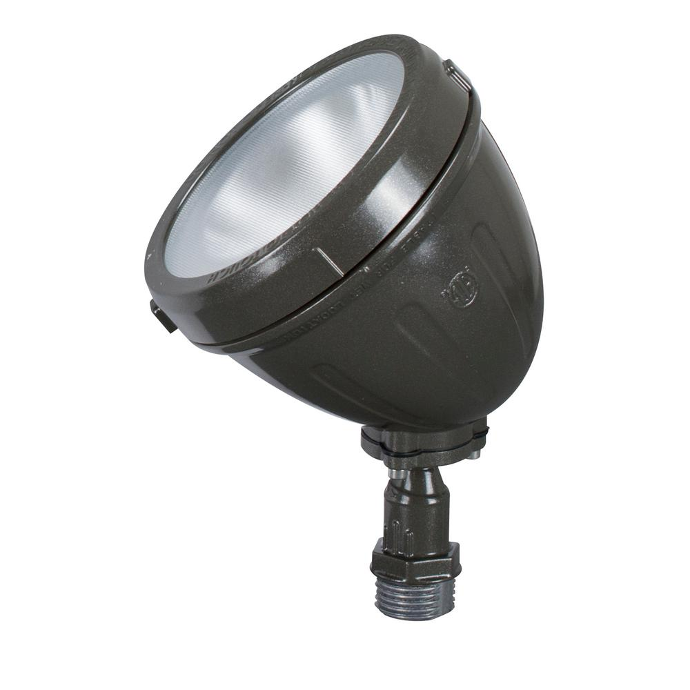 Led Spot Commercial Electric 14 Watt 1100 Lumen Metal Led Spot Light