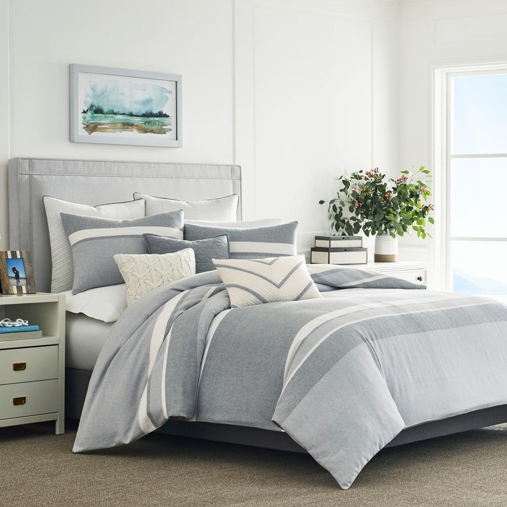 Where To Buy Nice Duvet Covers Nautica Clearview 3 Piece Duvet Cover Set King