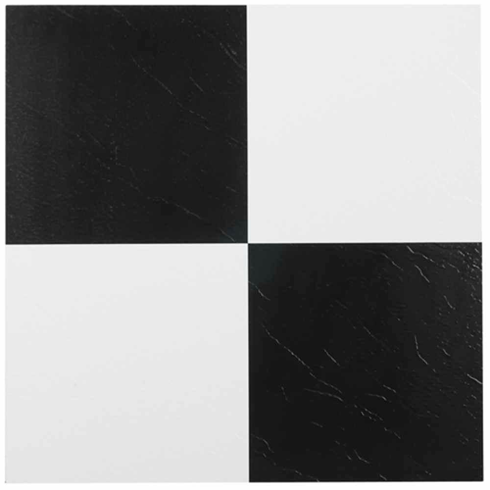Fullsize Of Black And White Tile Floor