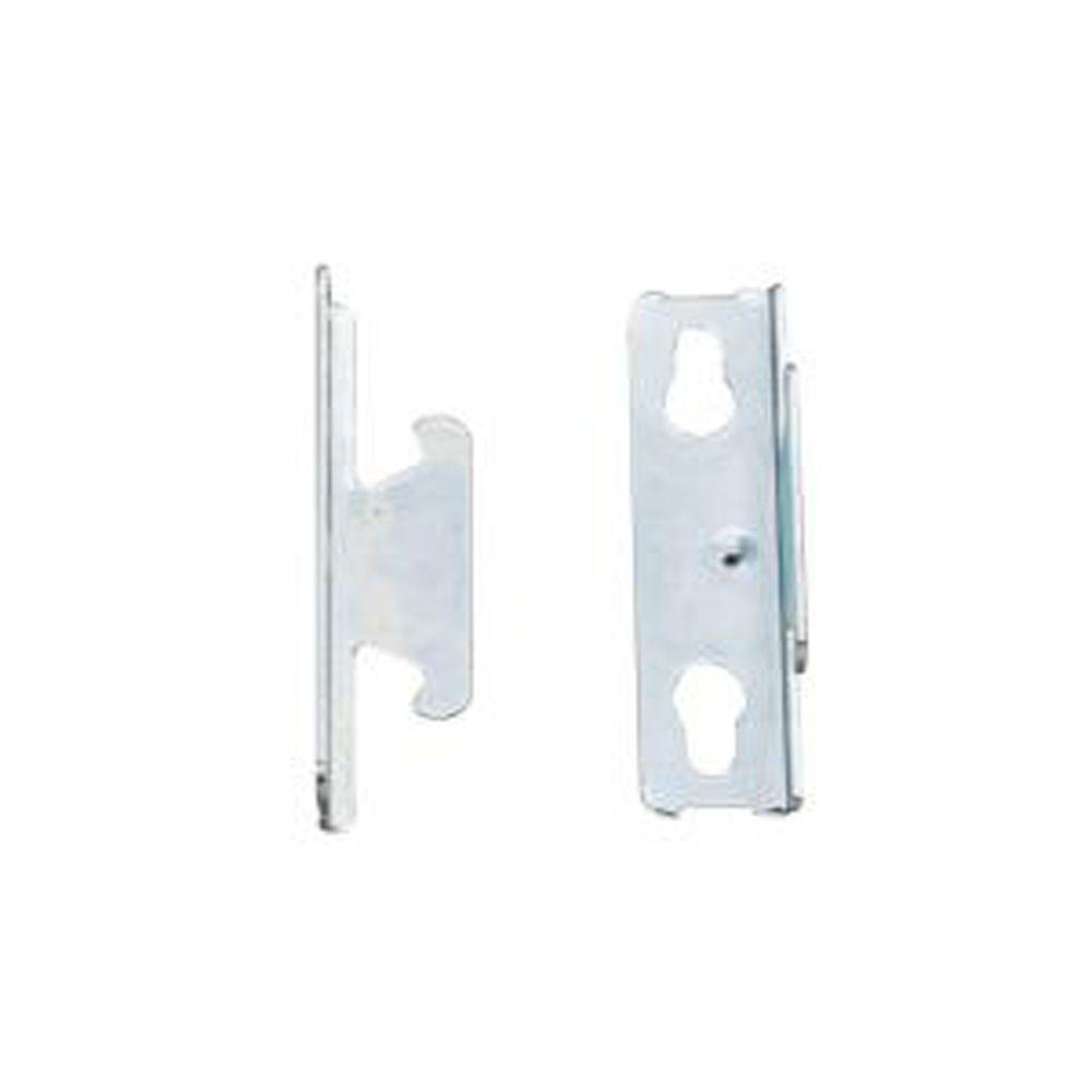 Long Curtain Rod Brackets Home Decorators Collection Single Curtain Rod Bracket 2 Pack