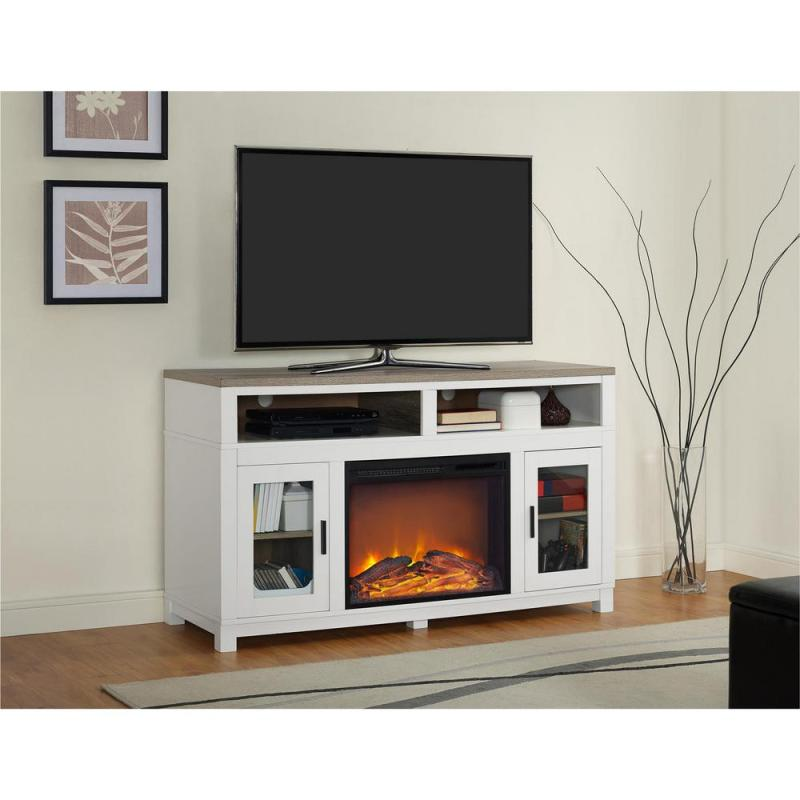 Large Of White Tv Stand