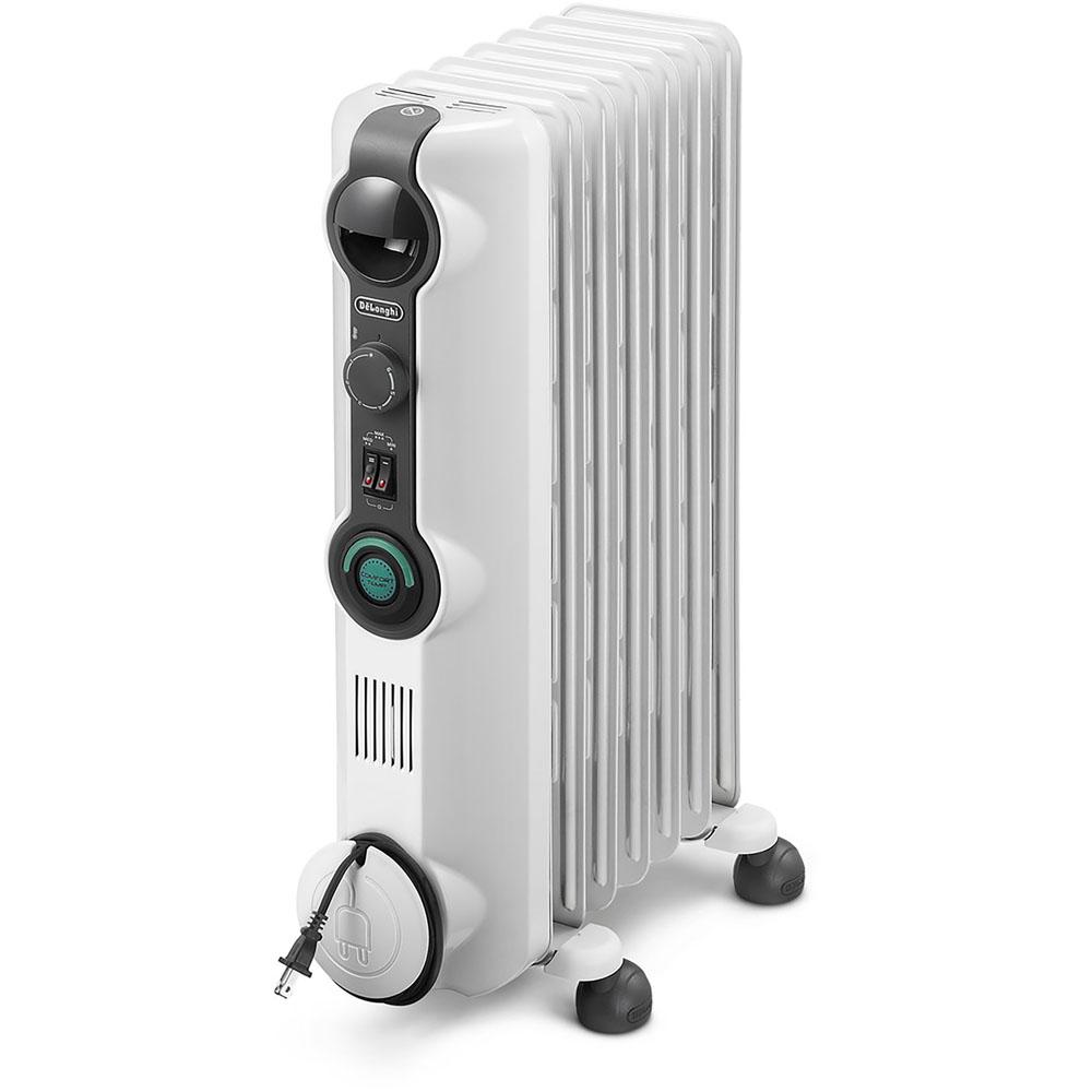 Wattage Radiator Delonghi 1500 Watt Comfort Temp Full Room Radiant Portable Heater