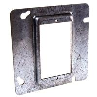 RACO 4-11/16 in. Square Single Device Mud Ring, Raised 1/2 ...